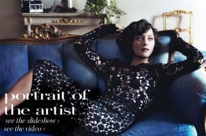Another Inspiration that changed my look - Marion Cotillard Makeup