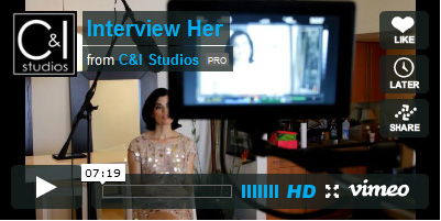 Nikol Johnson featured in video for Interviewher.com