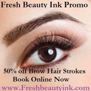 Fresh Beauty Ink Summer Promotion