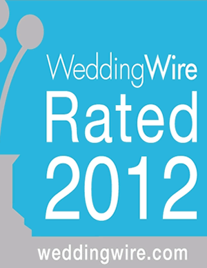 2012 Wedding Wire Rated - Fresh Beauty Studio...