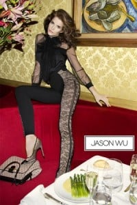 Stephanie Seymour for Jason Wu