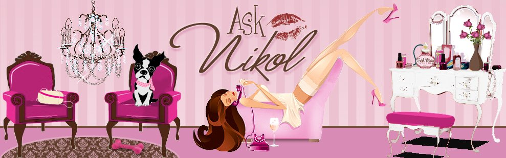 Have a Beauty Question? Skin Care Problem? Ask Nikol