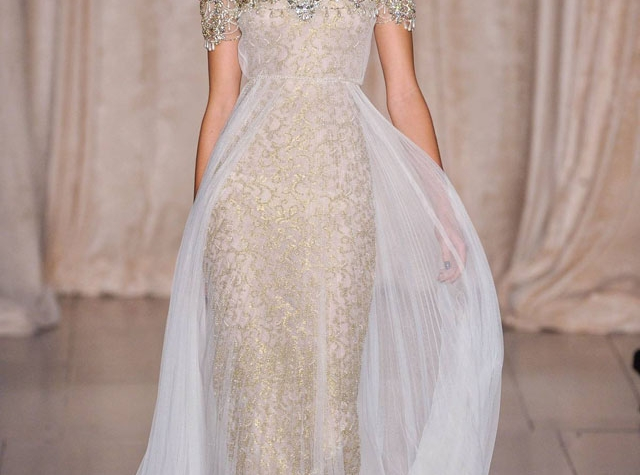 Marchesa Bridal Show featuring Revlon Cosmetics