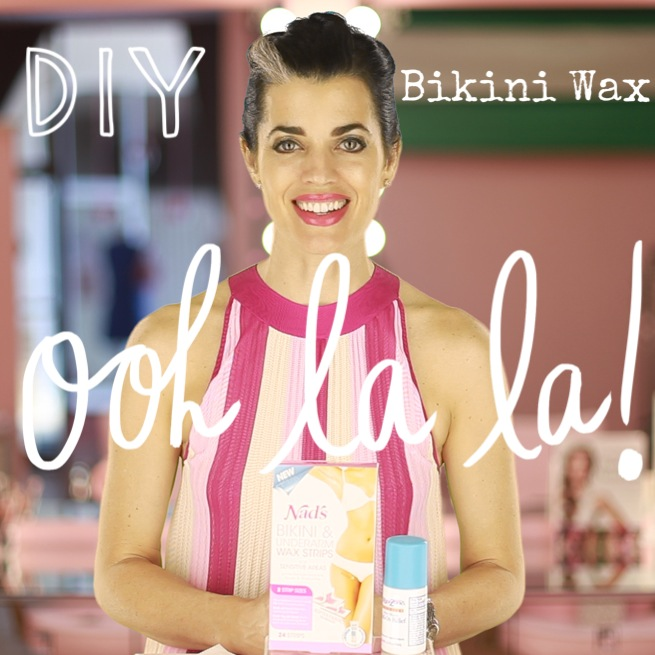 Bikini Wax: Do It Yourself At Home