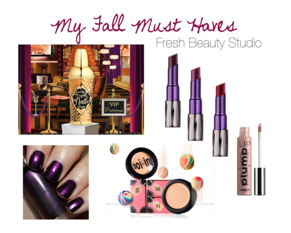 My Must Have Beauty For Fall