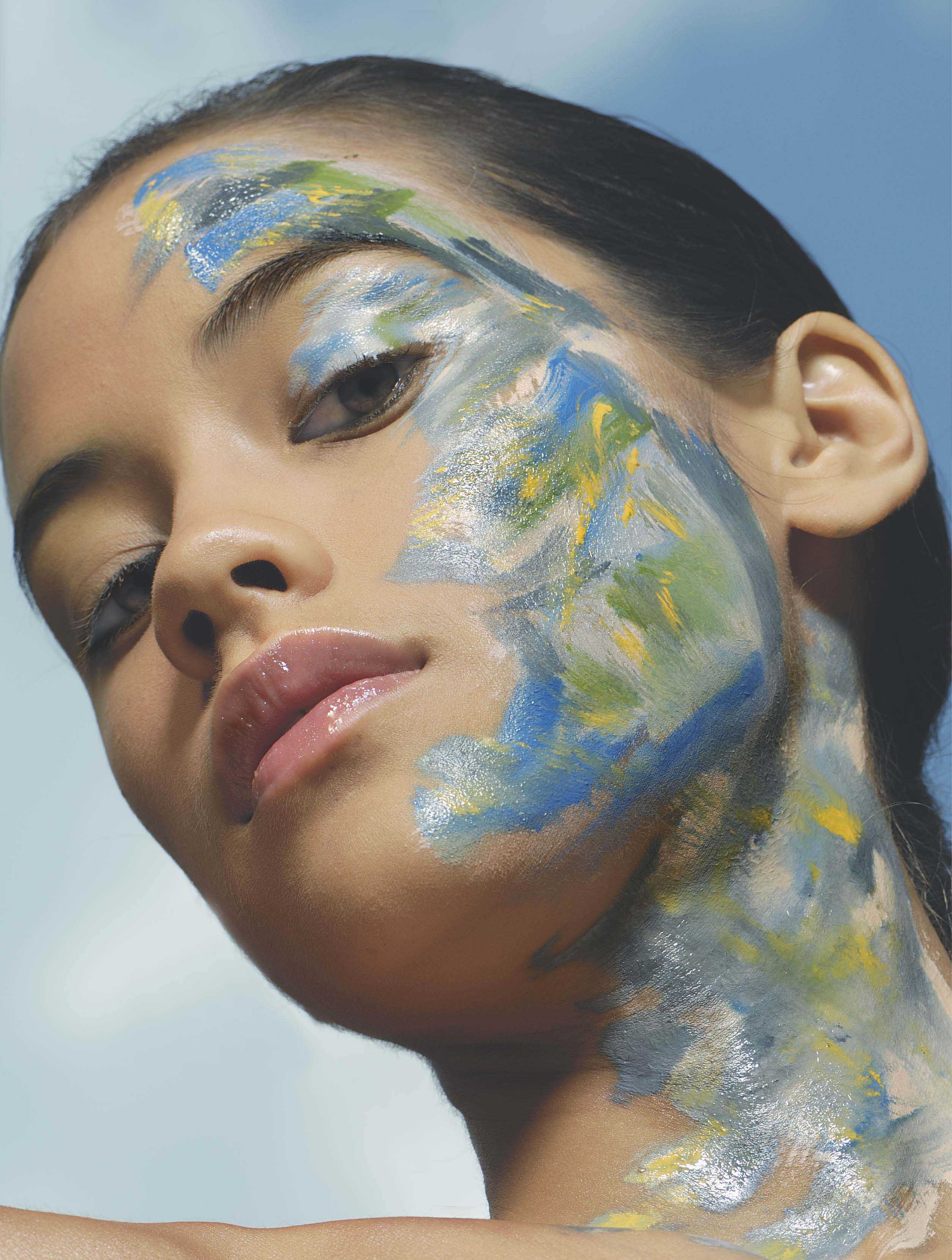Body Painting : Hd Wallpapers