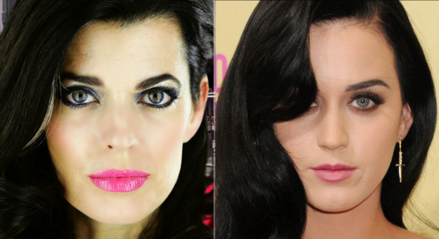 Katy Perry The Grammy Awards Inspired Makeup Tutorial