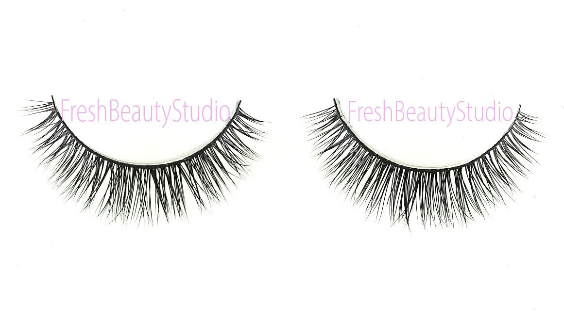 """Hello Gorgeous"" 100% Mink Eyelashes"