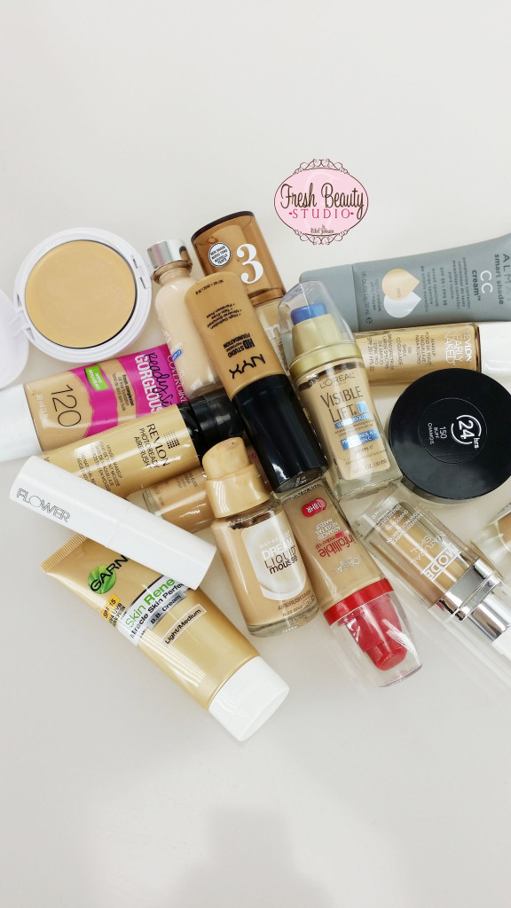 Confessions of A Foundation Junkie