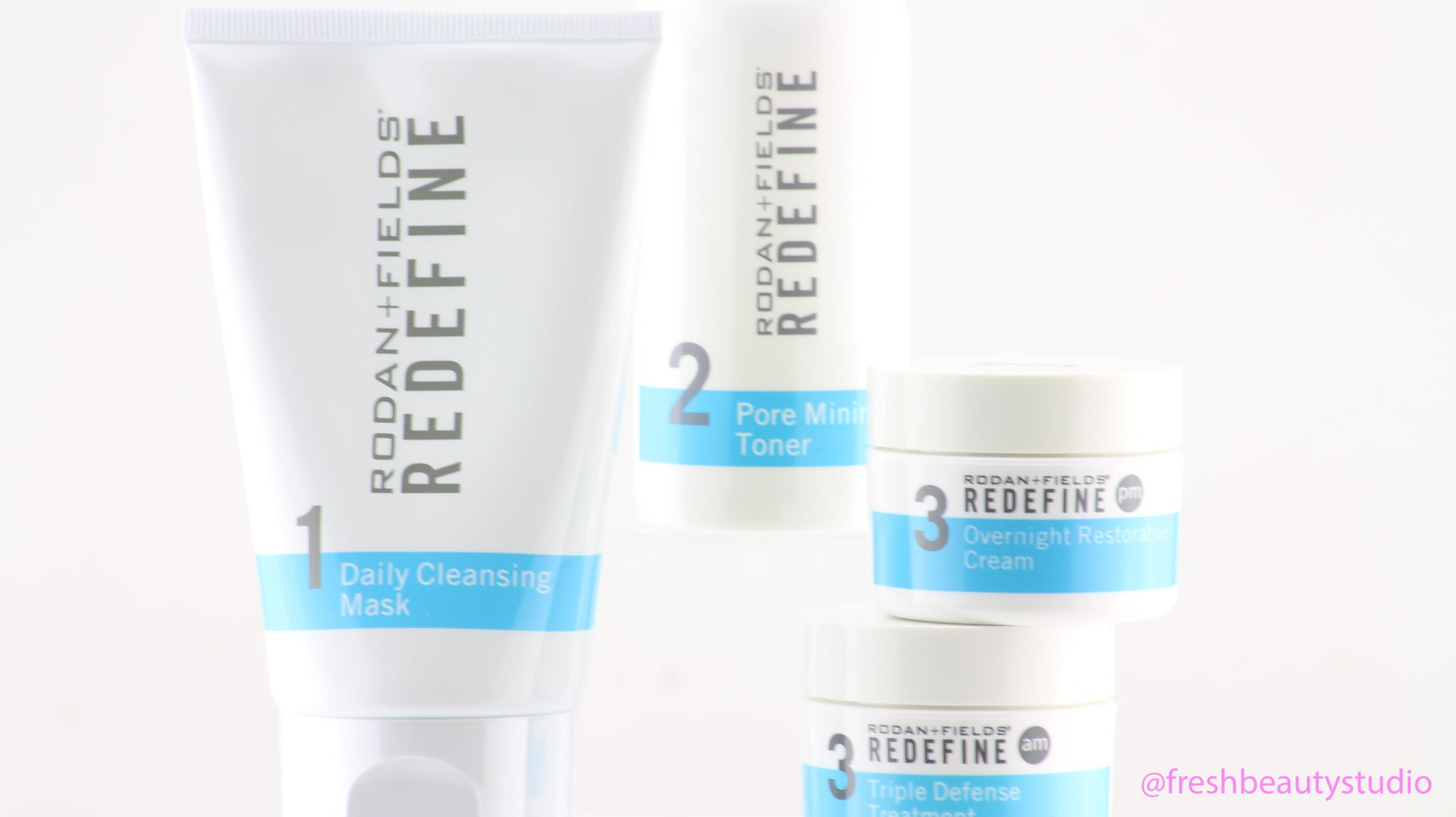 ACUTE CARE + REDEFINE-Rodan + Fields Review