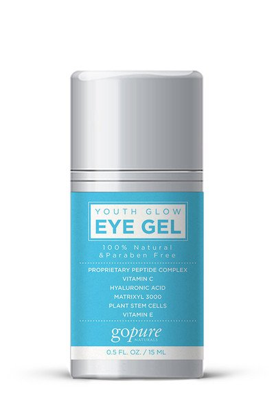 goPURE | Youth Glow Eye Gel Review