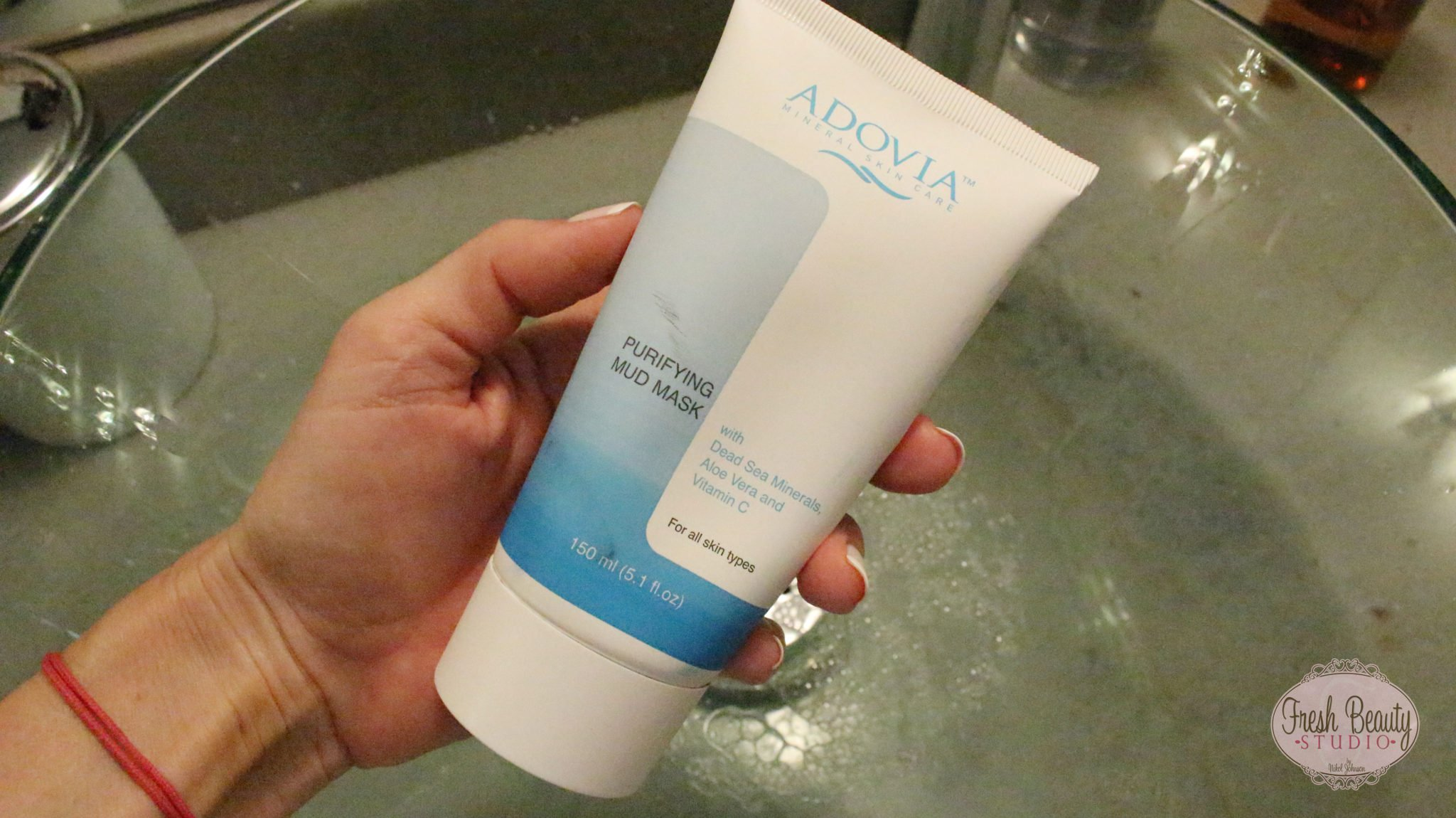 Adovia Purifying Mud Mask Review