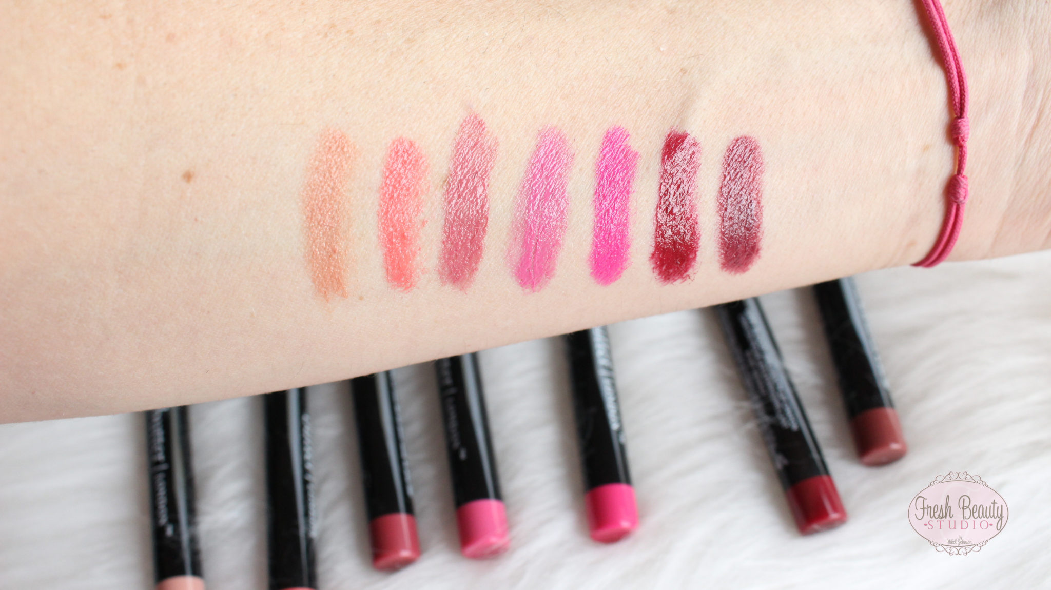 Butter London Bloody Brilliant Lip Crayon Review