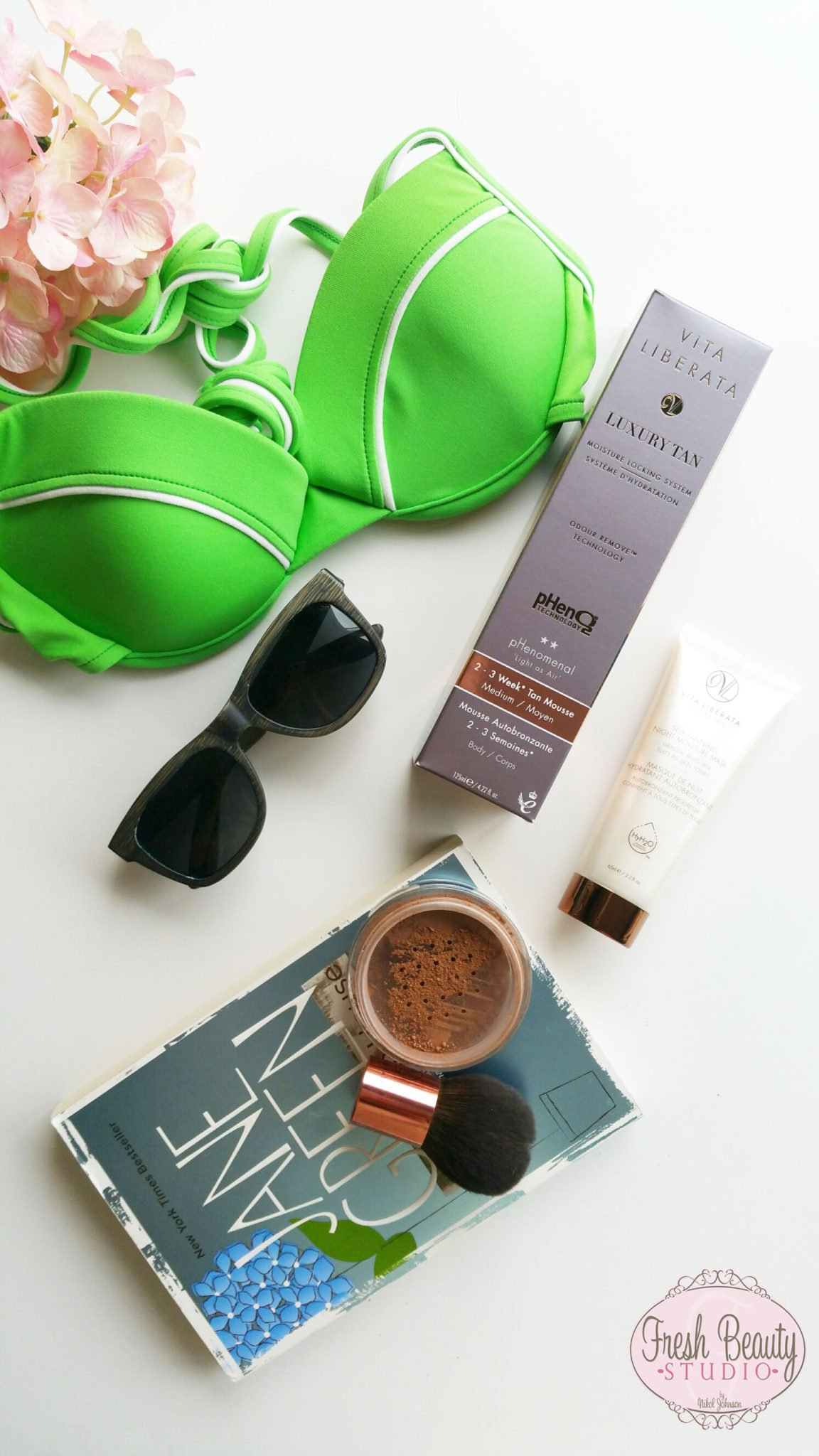 Endless Summer with Vita Liberata + GIVEAWAY