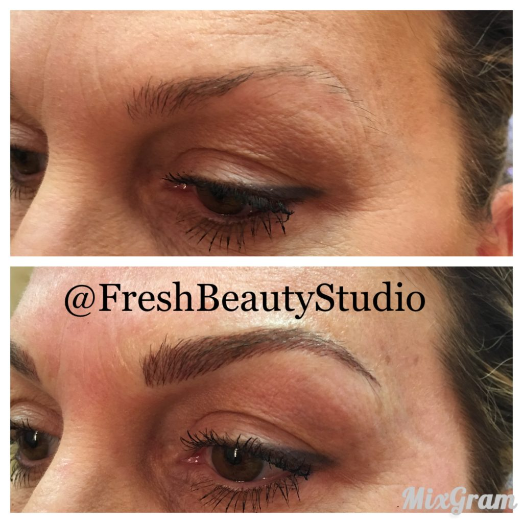 Microblading Vs  Permanent Makeup By Beauty Expert Nikol Johnson