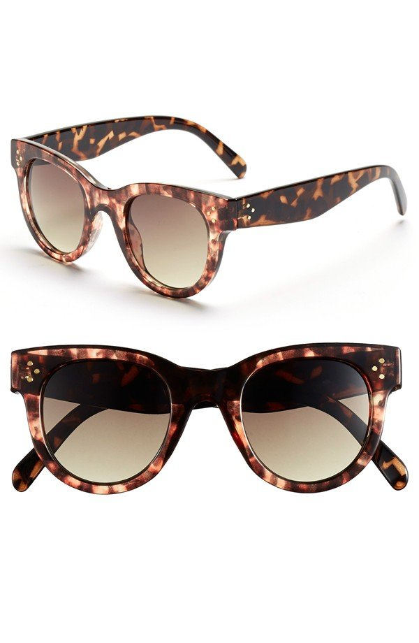 I love the dark tortoise shell look $5.98}.
