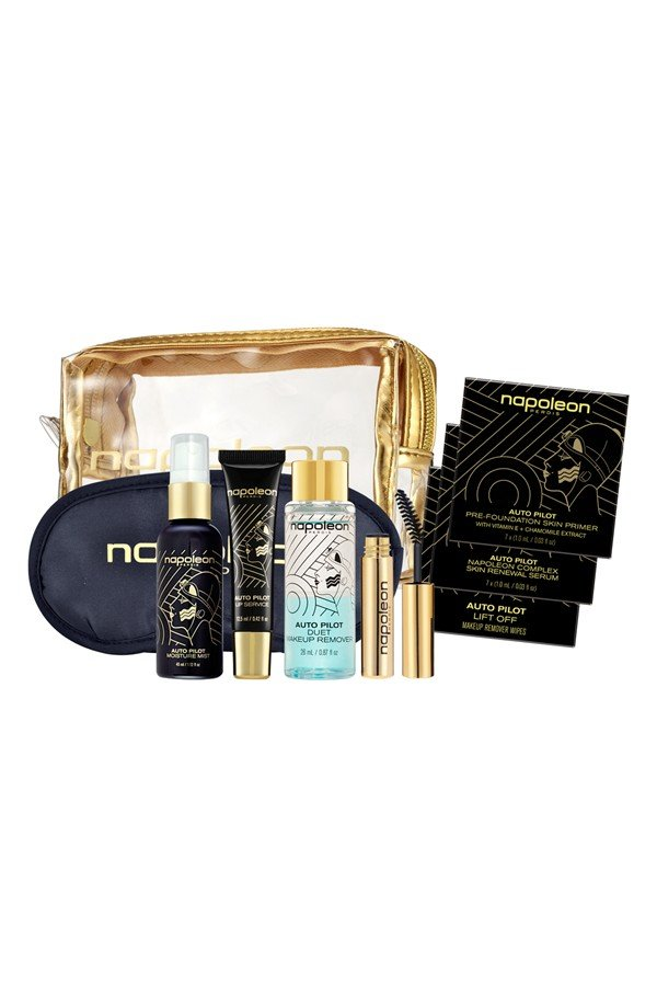 {Napoleon Perdis 'Auto Pilot' Deluxe Travel Essentials Set ($85 Value) $33.75}