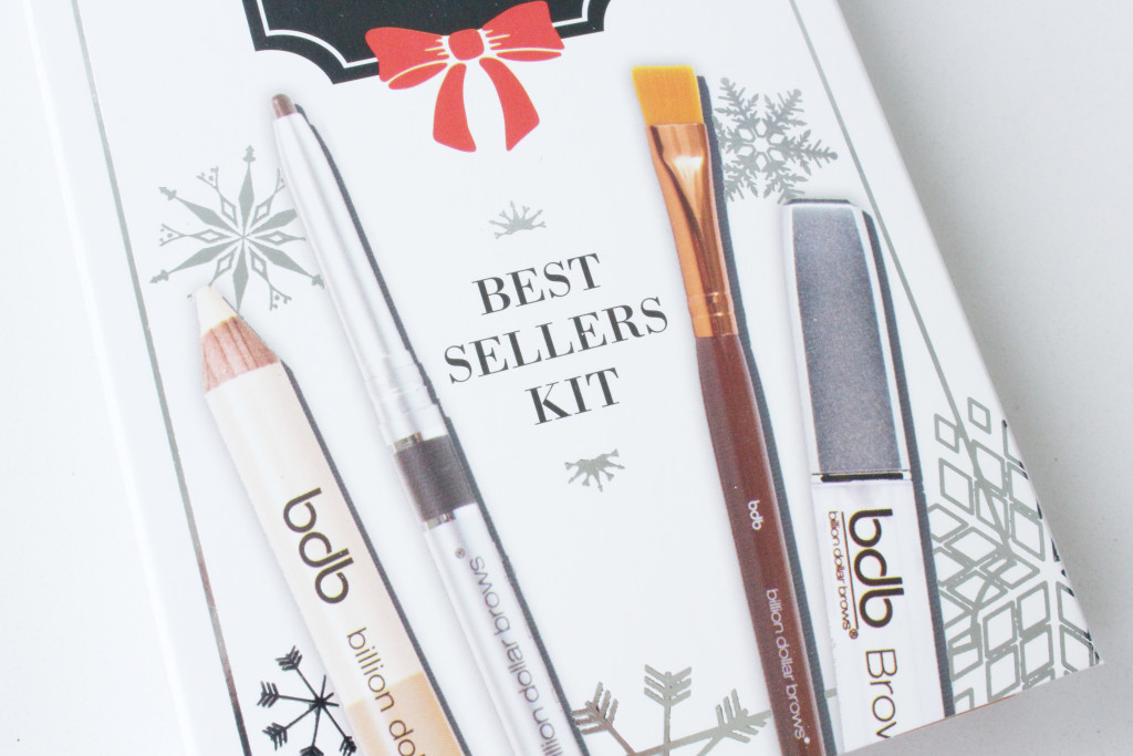 Billion Dollar Brows Best Sellers Kit Review