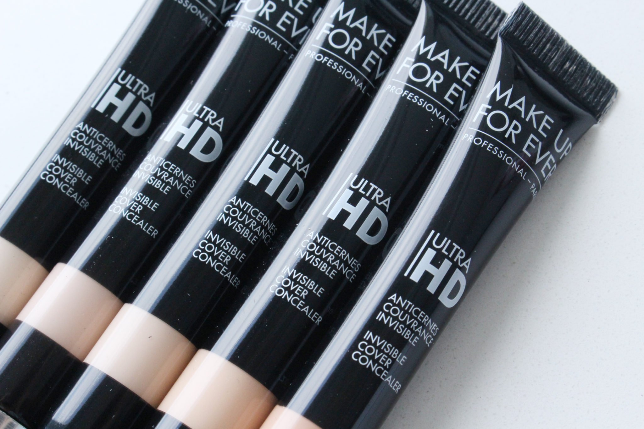 Makeup Forever Ultra HD Concealer Review