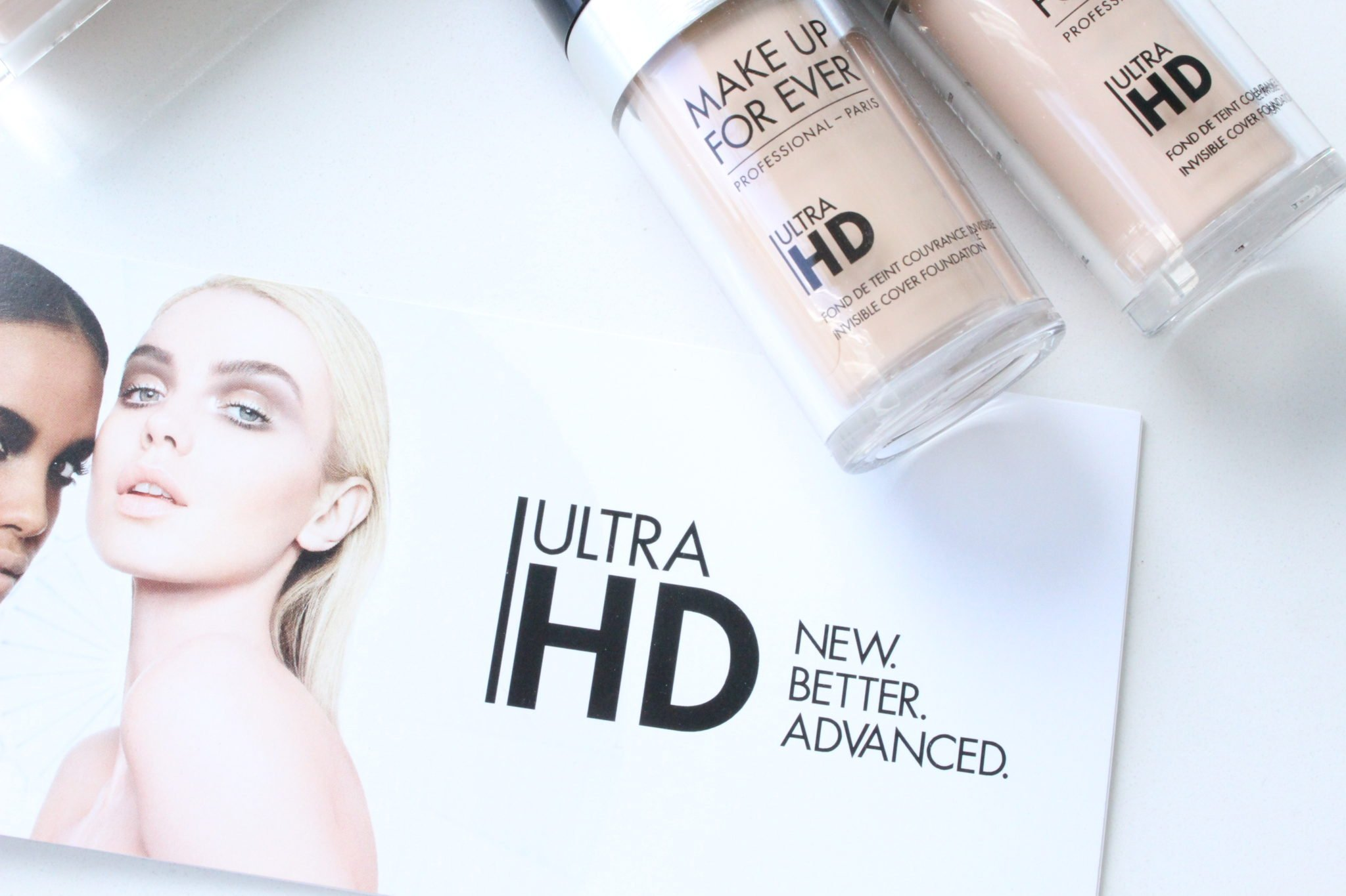 Make Up For Ever Ultra HD Foundation Review