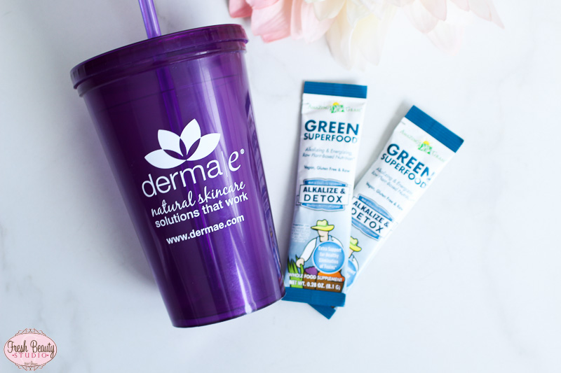 Anti-Aging Skin Care with Derma|e