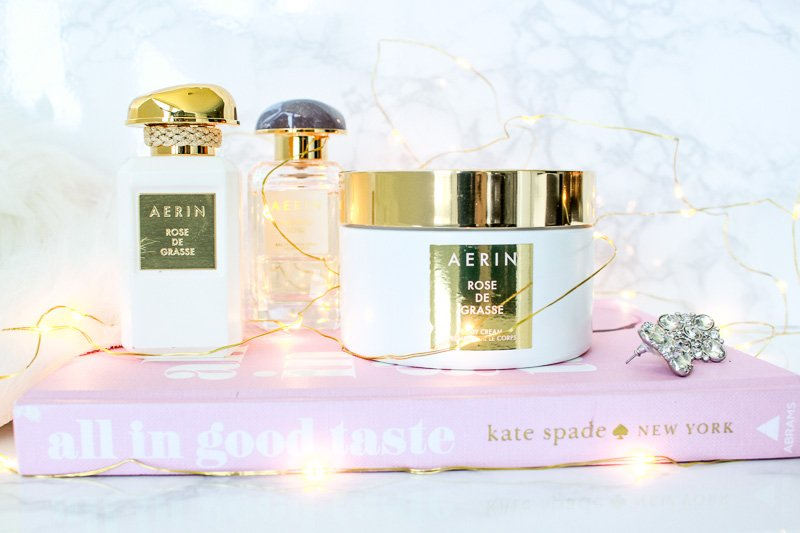 The Fragrance I am Wearing Now | Aerin Rose de Grasse Review