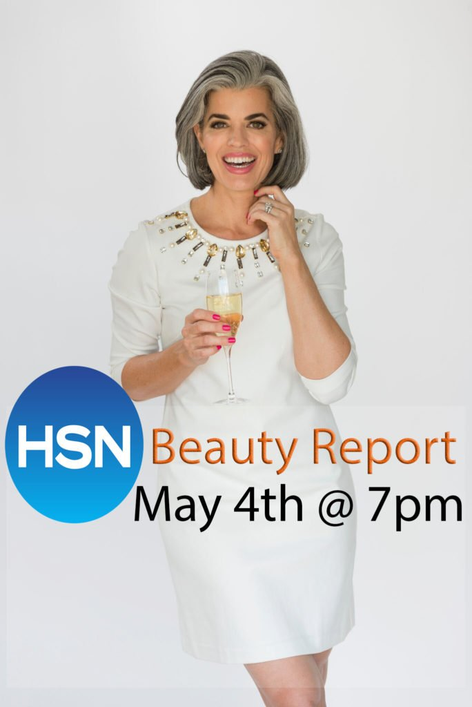 Behind The Scenes at HSN Beauty Report