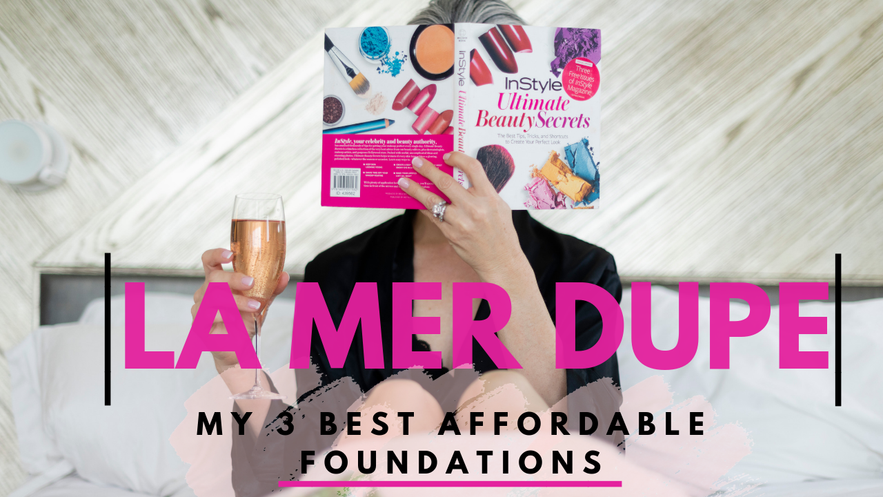 La Mer Soft Fluid Foundation DUPE!!! It's Finally Here!