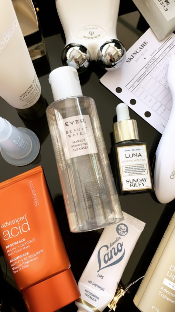 Skin Care Products I Used The Most in 2018=
