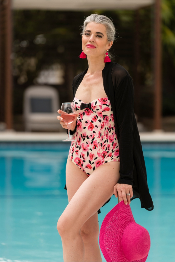 My Top Tips For Finding The Perfect Bathing Suit Over 40