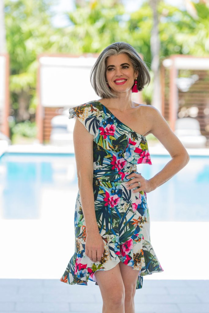 Pre-Summer Tropical Dress Giveaway!