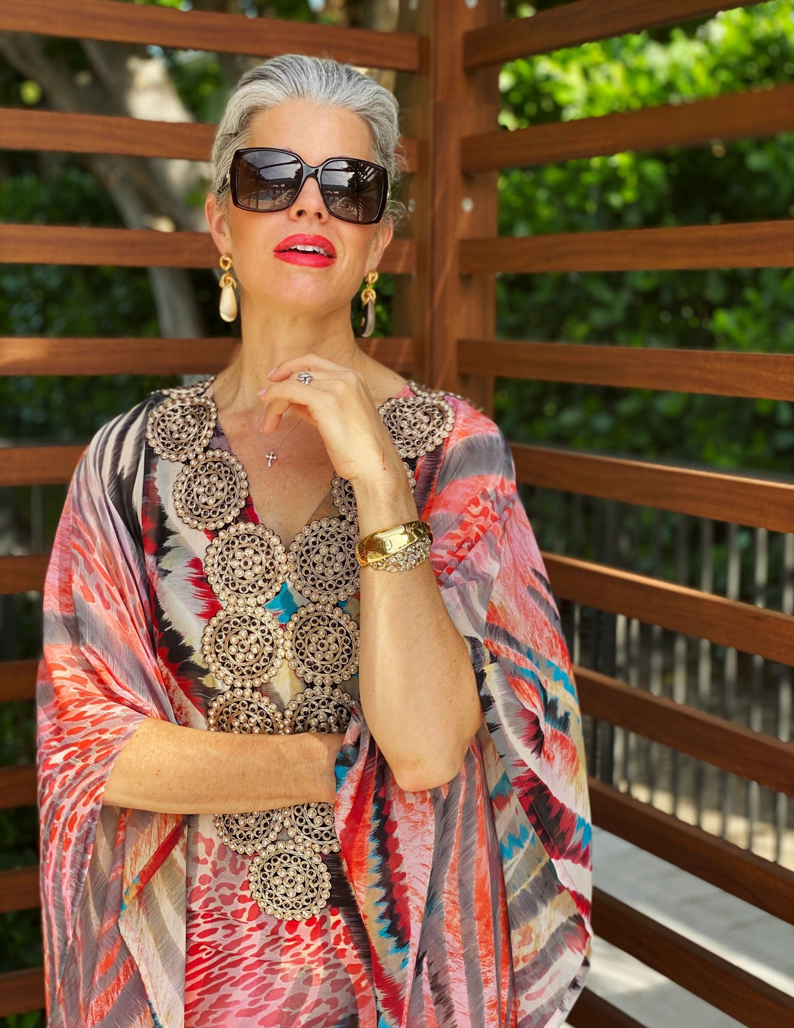 How to Elevate Your Style with a Kaftan